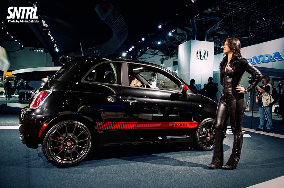 New York International Auto Show SNTRL - Nyc car show javits center